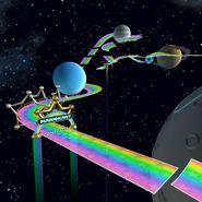3ds Rainbow Road 2