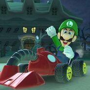 MKT Luigi Celebrating