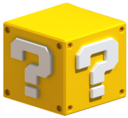 POW Question Block 3D