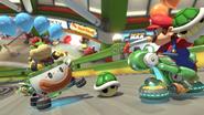 Battle Stadium (Bowser Jr. & Mario)
