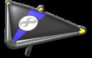 MK8 Black Blue Super Glider