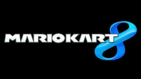 Mario Kart 8 - Ice Ice Outpost - Music