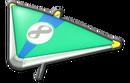 MK8 Turquoise SkyBlue Super Glider