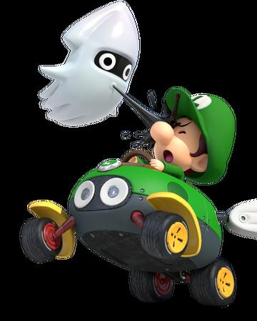 Gallery Baby Luigi Mario Kart Wii