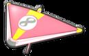 MK8 Pink Yellow Super Glider