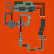 Bowser Castle (DS) (Overview)
