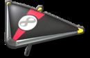 MK8 Black Red Super Glider