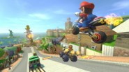 MK8 E3 Racers at Toad Harbor