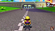Toad Circuit 3DS Straightaway