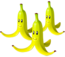 Triple Bananas