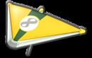 MK8D Gold DarkGreen Super Glider