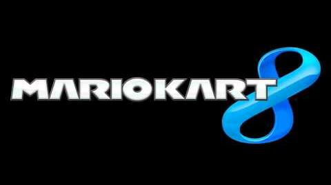 Mario Kart 8 - Super Bell Subway (Underground) - Music