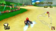 Mushroom Gorge Wii Powersliding