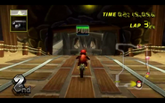 POW Gets Ready To Destroy Diddy Kong