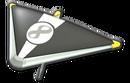 MK8 Black White Super Glider