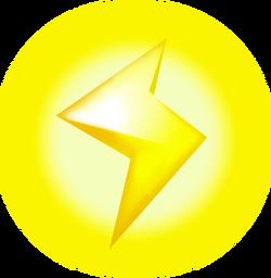 Lightning - Mario Kart Double Dash.png