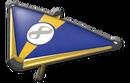 MK8 DarkBlue Goldenrod Super Glider