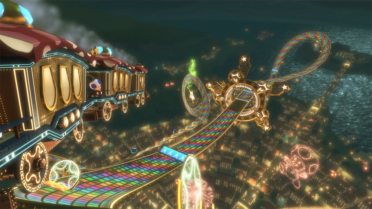 Rainbow Road (N64)
