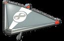 MK8D Gray White Super Glider