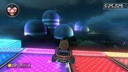 SNES Rainbow Road (Mario Kart 8) 6