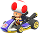 MK8 Toad