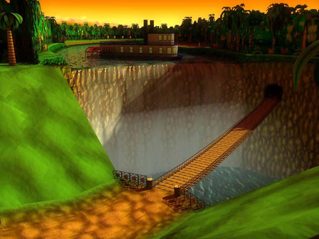 DK's Jungle Parkway