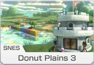 MK8- SNES Donut Plains 3