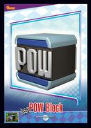 POW Block Trading Card