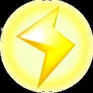 Lightning - Mario Kart Wii
