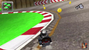 Mario Circuit 3DS First Turn