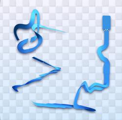 MK8 Big Blue Course Map.png