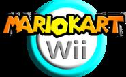 New Mario Kart Wii Logo