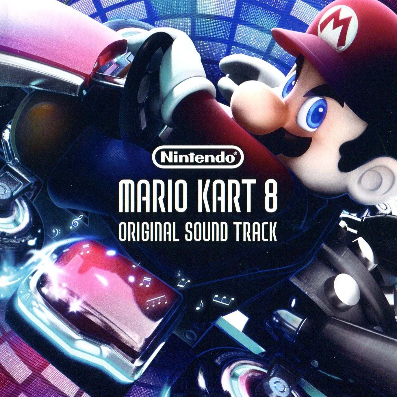 Mario Kart 8 Original Sound Track