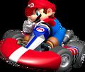 Mario Artwork - Mario Kart Wii