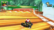 Mushroom Gorge 7 Dash Panel