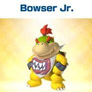 Bowser Jr Tour