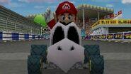 Mario Kart DS (Wii U VC) Mirror Mushroom Cup - 3 Star Ranking (Mario Gameplay)