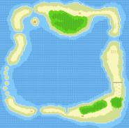 GBA Shy Guy Beach Map