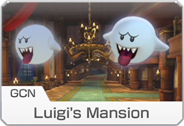 GCN Luigi's Mansion Icon - MK8 Deluxe