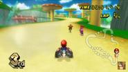 Mushroom Gorge Wii Mario Birdo DK