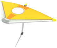 MKTGlider Yellow Orange
