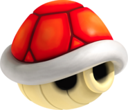 Red Shell - Mario Kart Wii