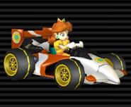 Daisy en la Formula N