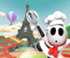 Paris Promenade 1T - Shy Guy (Pastry Chef)