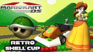 Mario Kart DS Retro Shell Cup 150cc! Race to Mario Kart 8 Marathon!