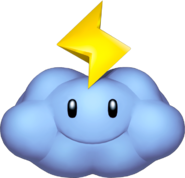 Thunder Cloud - Mario Kart Wii