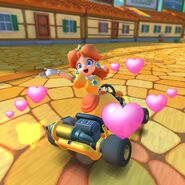 MKT Daisy Heart