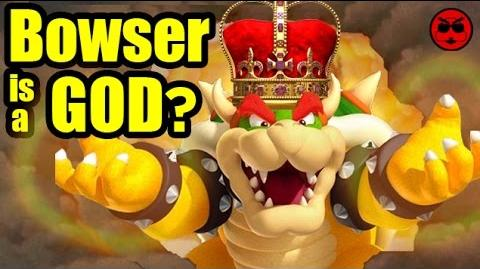 Is Super Mario's Bowser a CHINESE GOD?!? - Culture Shock