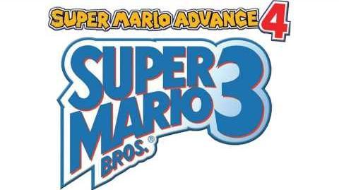 Underground Level - Super Mario Advance 4- Super Mario Bros
