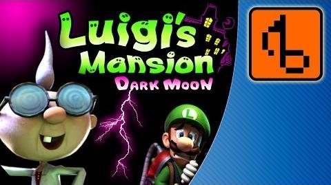 Luigi's Mansion Dark Moon WITH LYRICS - FLOSSTOBER 2015 - brentalfloss